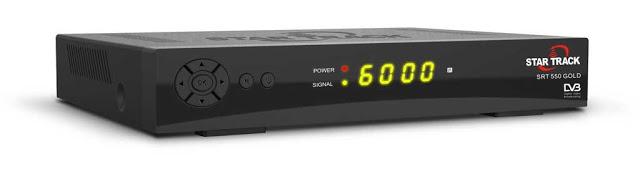 Star Track SRT-550 Gold Receiver Software, Tools