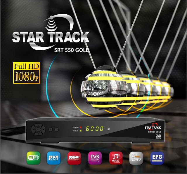 Star Track SRT-550 Gold Receiver Software, Tools