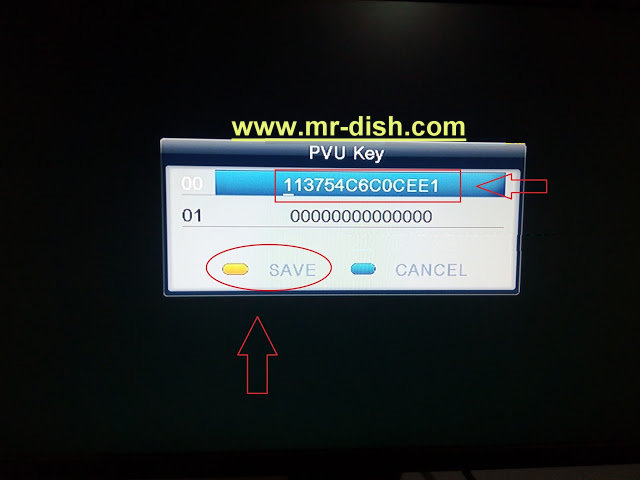 How To Add Powervu Key in Starsat SR-88 HD Prime Receiver - Mr-Dish