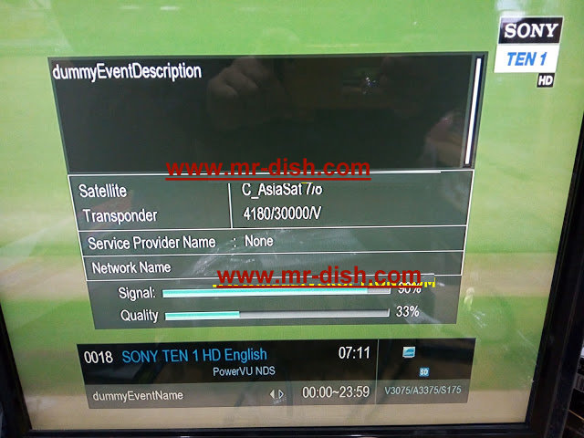 TIGER 9999 FULL HD EXTRA RECEIVER POWERVU SOFTWARE - Mr-Dish