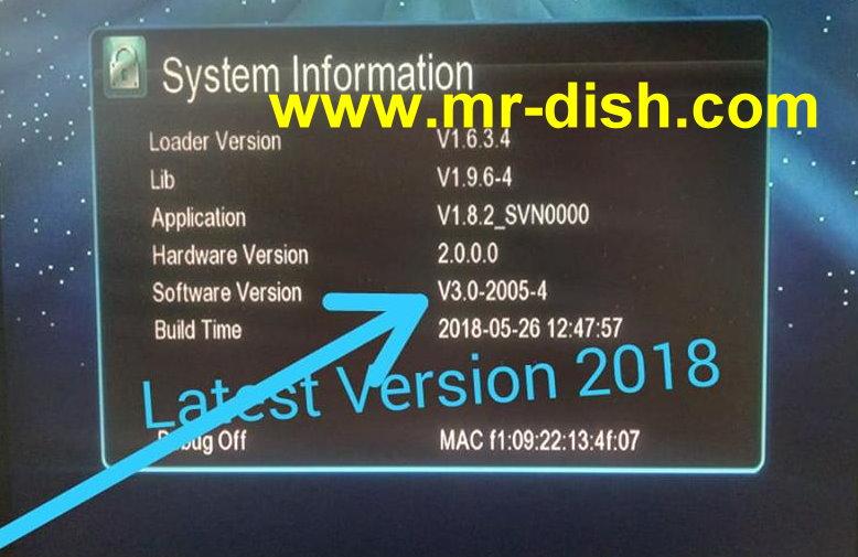All Gx 6605s Version LATEST POWERVU SOFTWARE - Mr-Dish