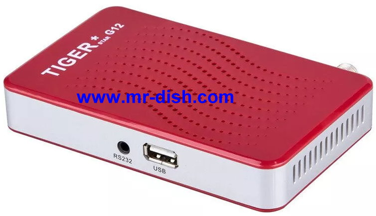 TIGER G12 HD SATELLITE RECEIVER NEW SOFTWARE, TOOLS