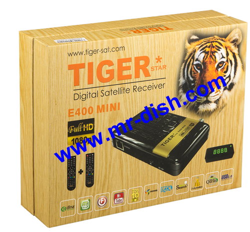TIGER E400 MINI HD Satellite Receiver Latest Software, Tools