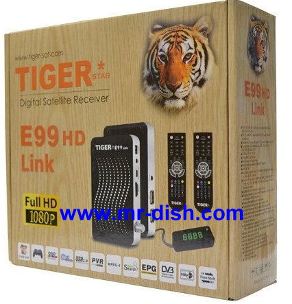 TIGER E99 LINK Satellite Receiver Latest Software, Tools