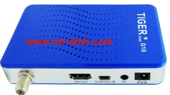 TIGER G10 HD SATELLITE RECEIVER NEW SOFTWARE, TOOLS