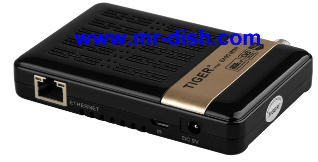 TIGER E400 MINI HD Satellite Receiver Latest Software, Tools