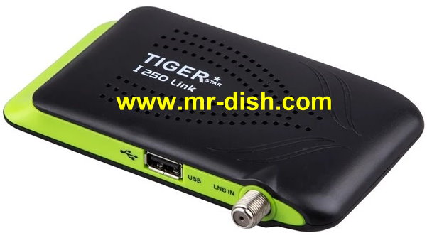 TIGER I250 LINK HD SATELLITE RECEIVER LATEST SOFTWARE, TOOLS