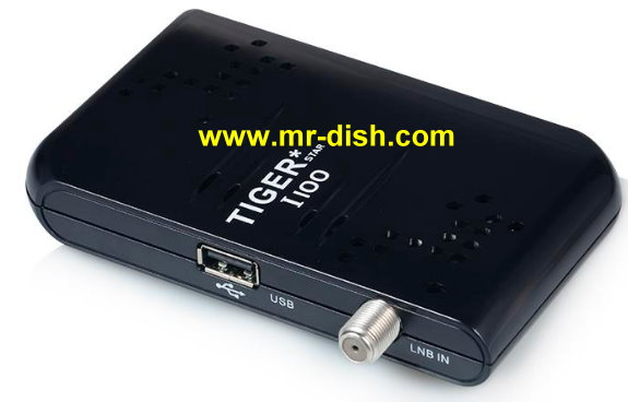 TIGER I100 HD SATELLITE RECEIVER LATEST SOFTWARE, TOOLS
