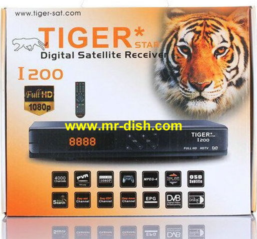 TIGER I200 HD SATELLITE RECEIVER LATEST SOFTWARE, TOOLS