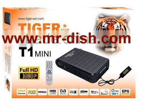TIGER T1 MINI HD SATELLITE RECEIVER LATEST SOFTWARE, TOOLS