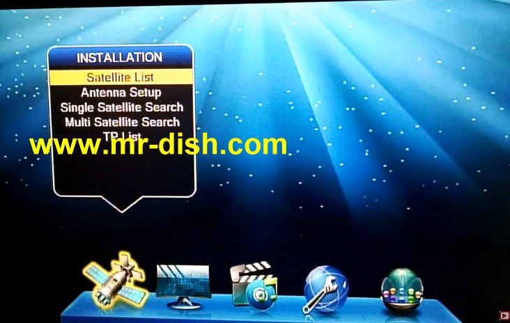 How To Enable Cccam Option & Wifi Setting in F1 F2 Receiver