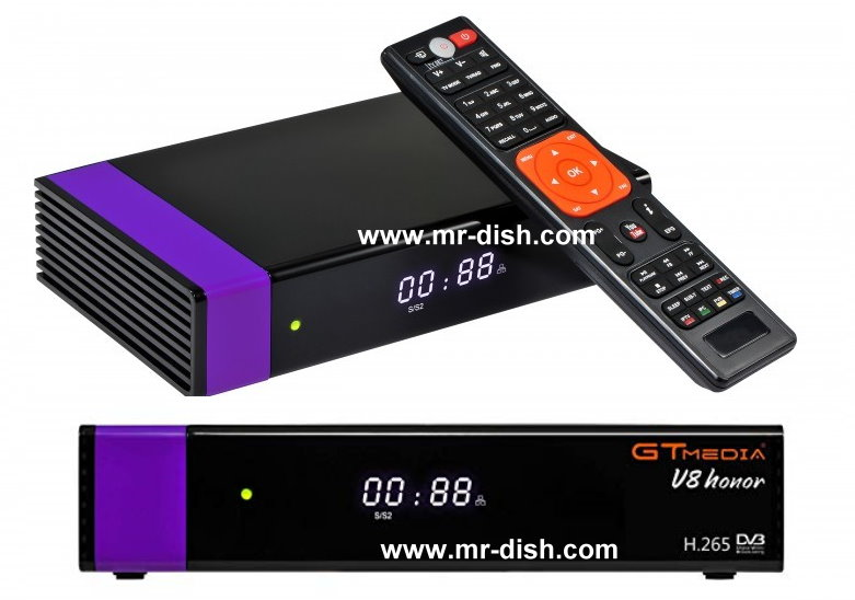 Freesat GTMedia V8 Honor Receiver Softcam key Backup - Mr-Dish