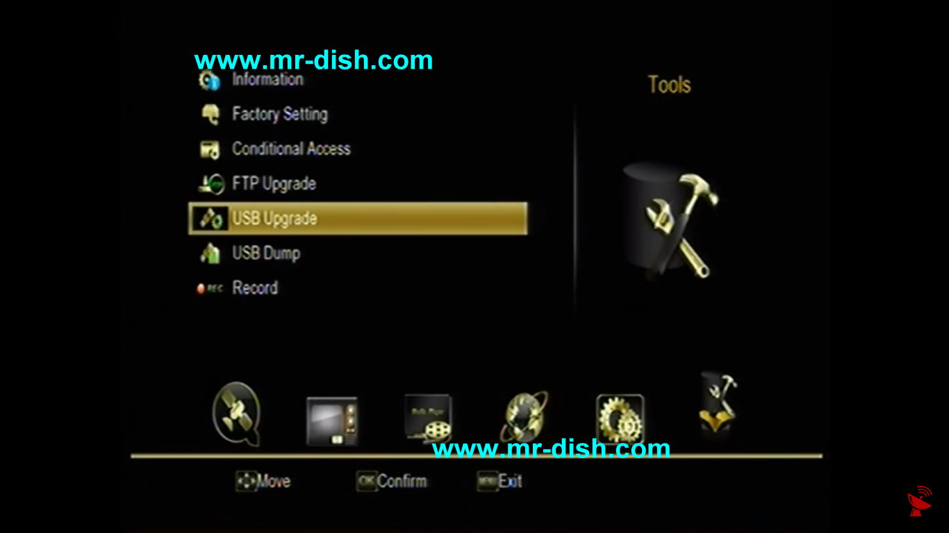 Freesat GTMedia V8Honor Receiver Latest Powervu Software