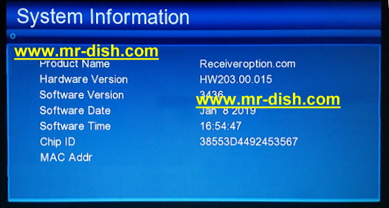 Mr-Dish | A blog is about Software of Satellite TV Receiver
