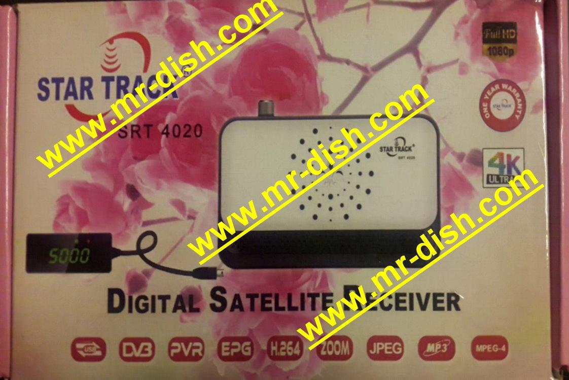 STAR TRACK SRT 4020 HD RECEIVER LATEST POWERVU SOFTWARE