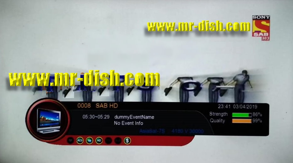 1506T, 1506F SCR1 4M NEW AUTOROLL POWERVU SOFTWARE DSCAM OK