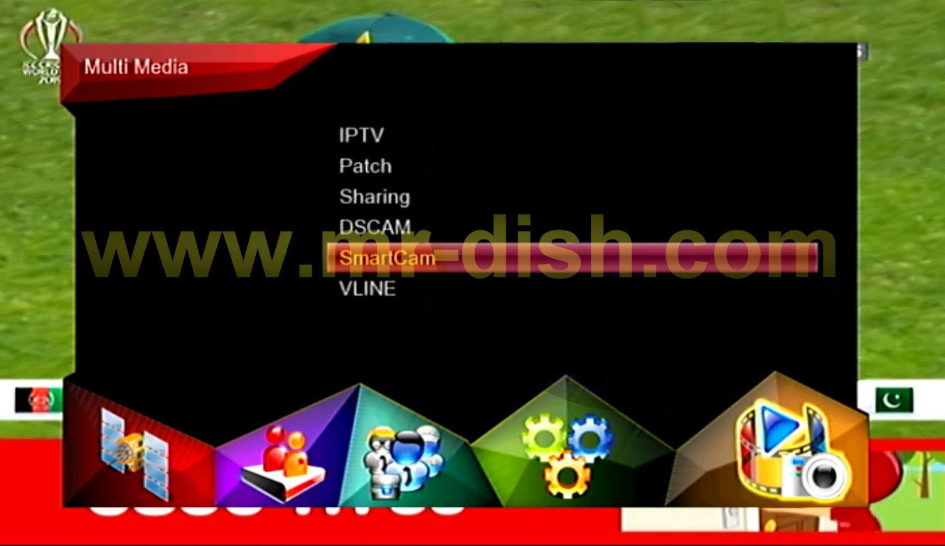 Multimedia 1506T,F SCR2 POWERVU SOFTWARE VLINE, TEN SPORT OK