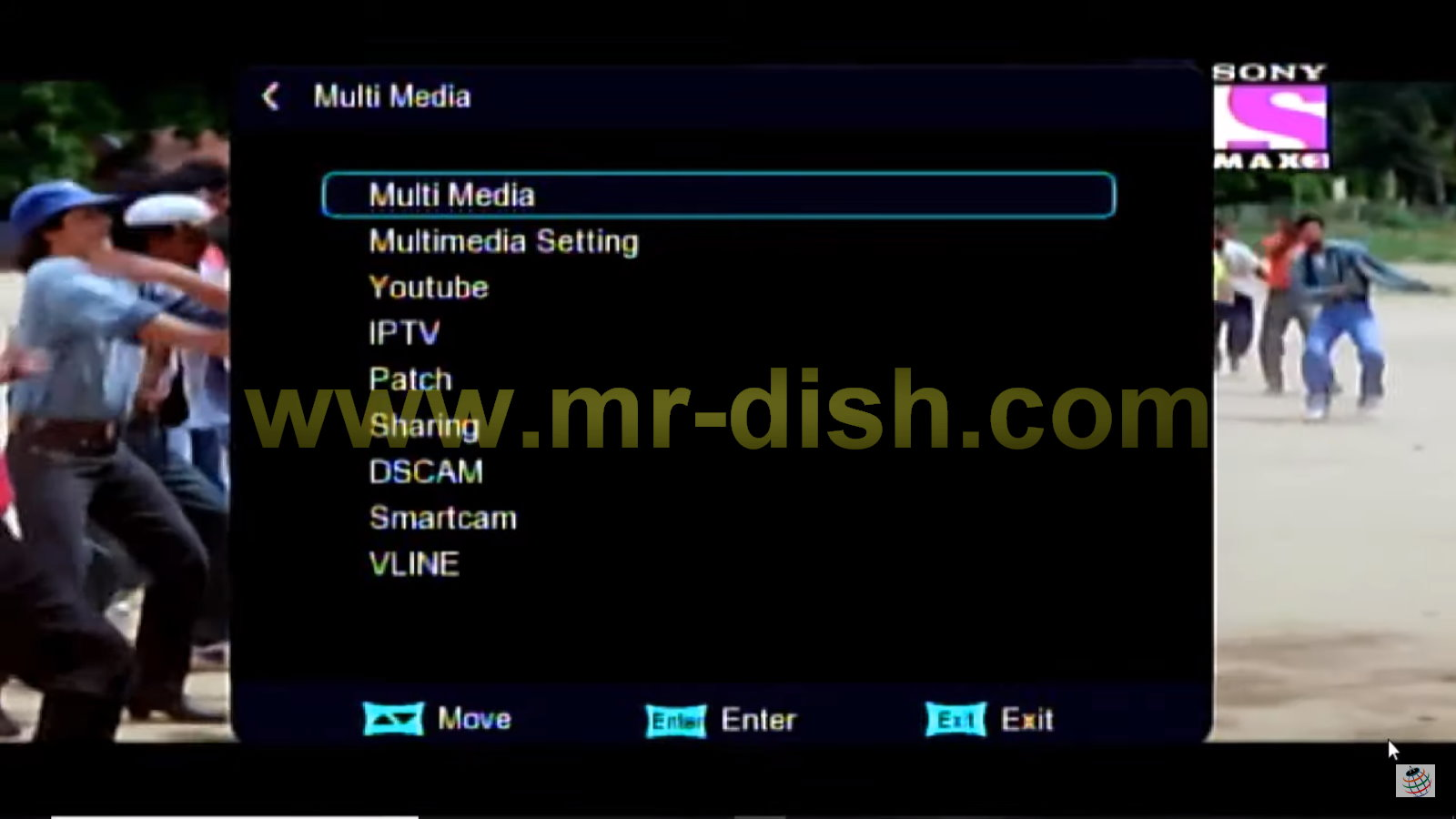 Multimedia 1506TV Code