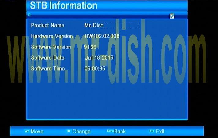 ALi3510C HW102.02.008 TEN SPORT OK POWERVU SOFTWARE