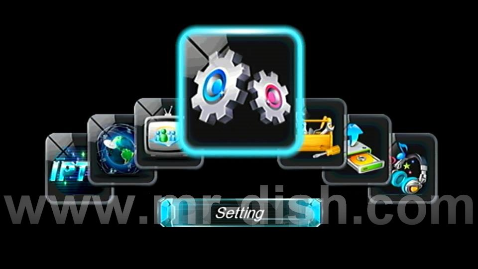 SENATOR 999 1507G 8MB POWERVU SOFTWARE TEN SPORT OK
