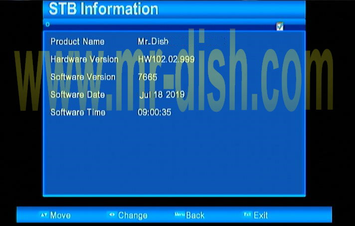 ALi3510C HW102.02.999 TEN SPORT OK POWERVU SOFTWARE