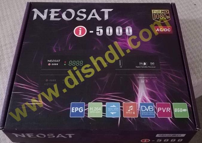 Neosat 8200 Hd