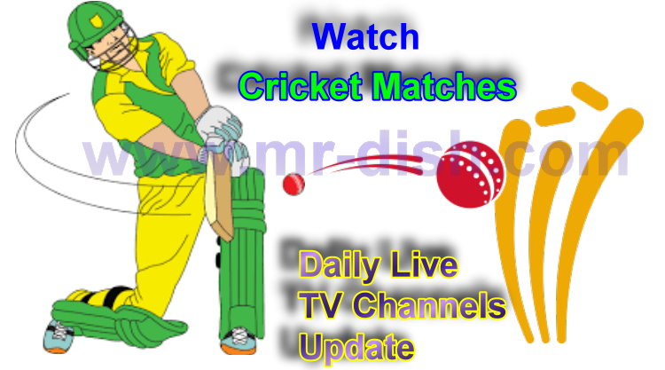 Live Cricket ICC Broadcast TV Channel Today