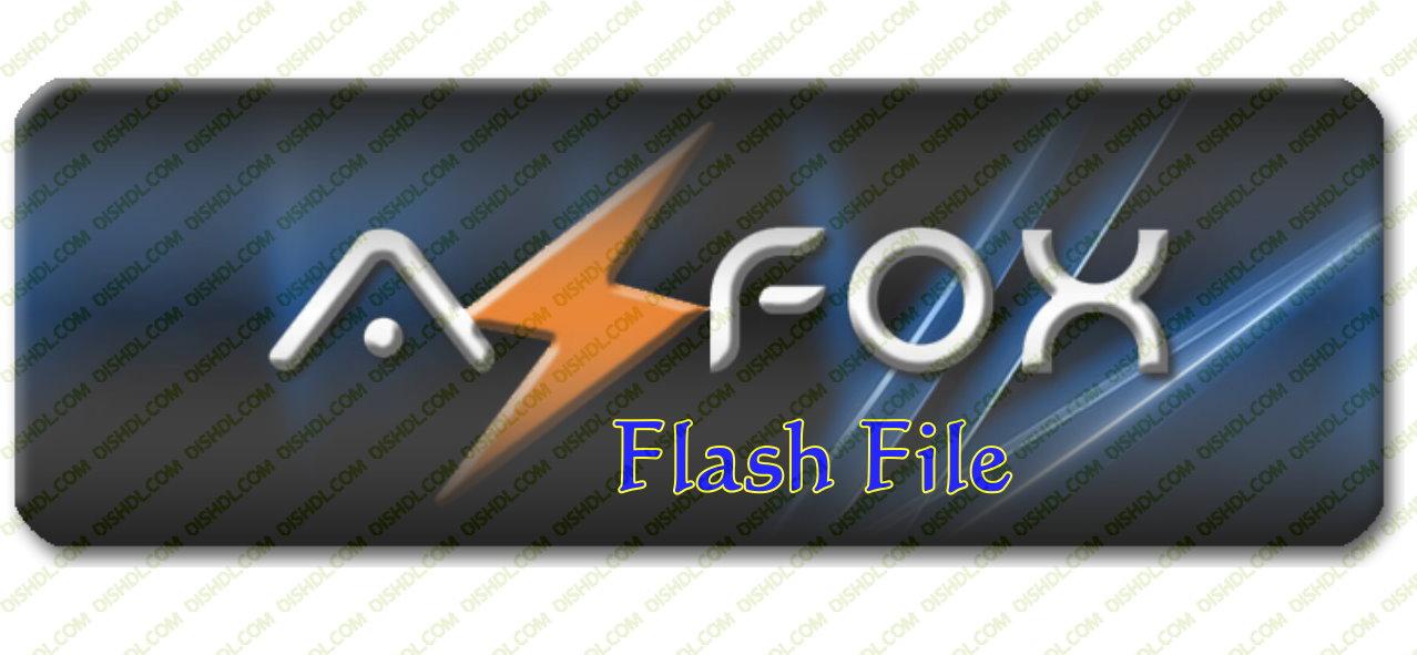 AZFox HD Receiver Flash File Download