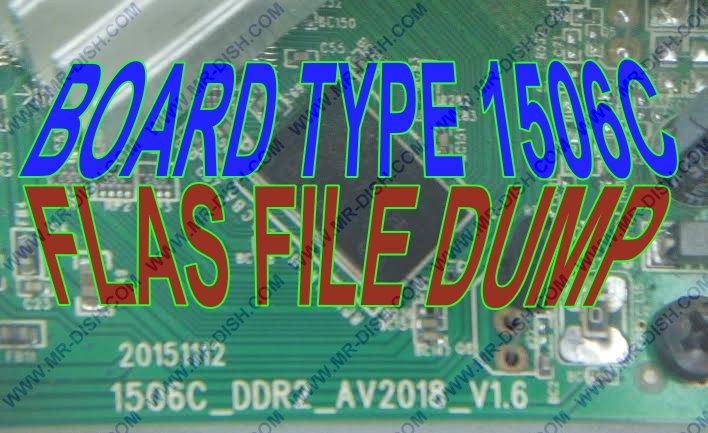 1506C Flash File Dump