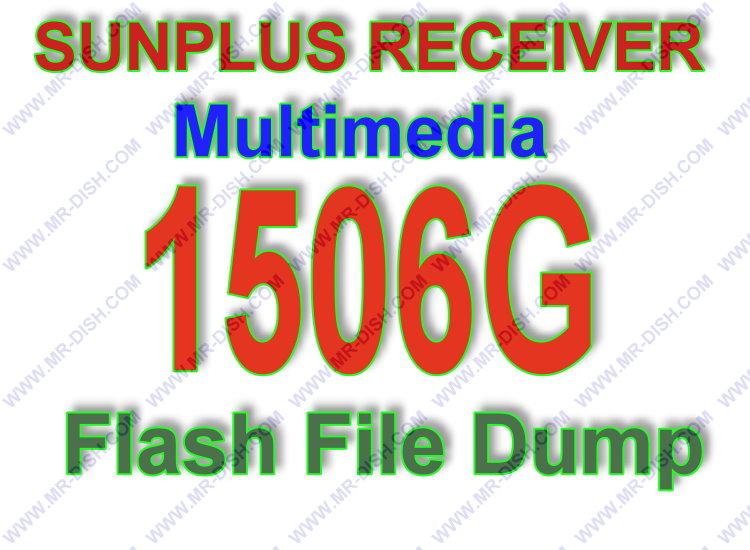 1506G Receiver Flash File Dump