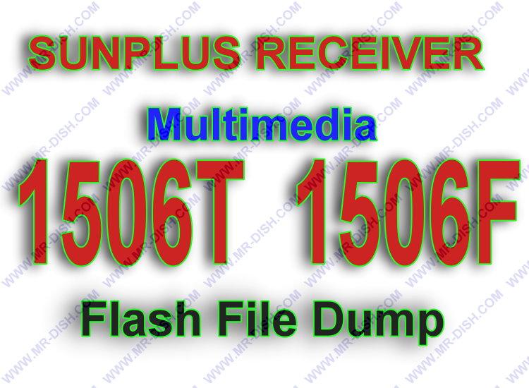 1506T/F Receiver Flash File Dump