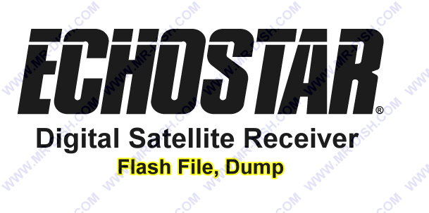 Echostar Receiver Flash File Dump