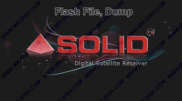 Solid Satellite Receiver Flash File Dump