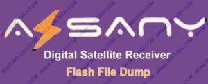 AZ SANY Satellite Receiver Flash File Dump